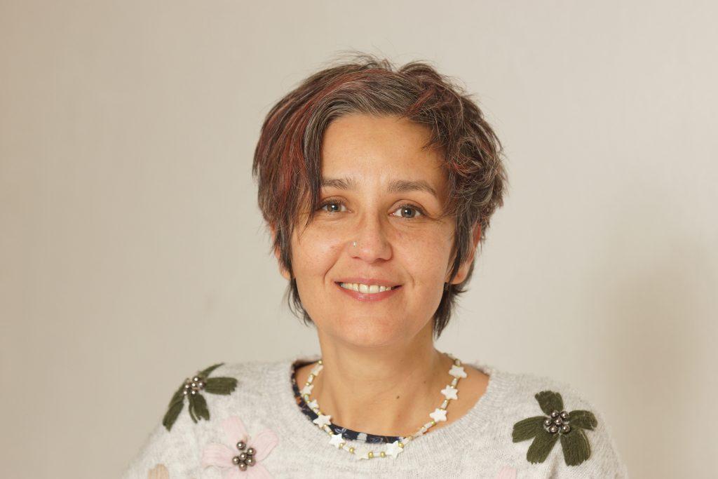 Margrit Paal, Fraktionsvorsitzende im Kreistag